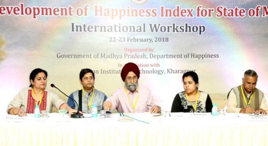 Happiness workshop