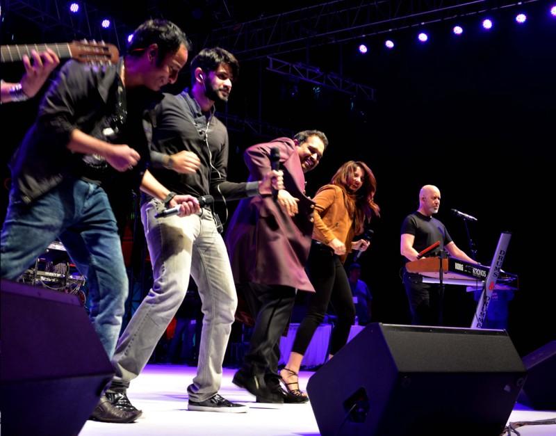 Rajasthan Divas concert