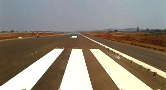 Sindhudurg Runway