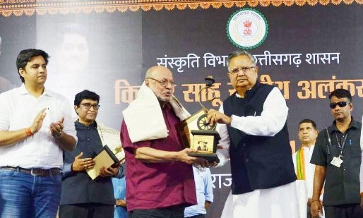 Shyam Benegal awarded