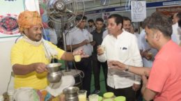"""Traditional Cold drink """"Thandai"""""""