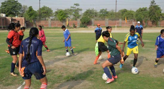 SPECIAL OLYMPICS BHARAT FEMALE TEAM
