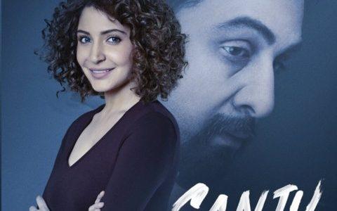 Poster Film Sanju