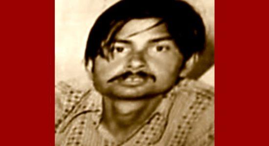 Gajanand in Lahore jail