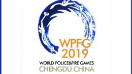 World Police and Fire Games 2019 logo