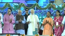 Modi in Mirzapur