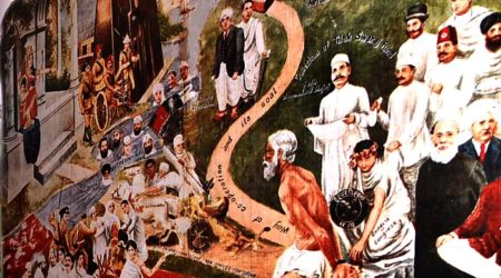 Exhibition 'freedom struggle in restricted literature'