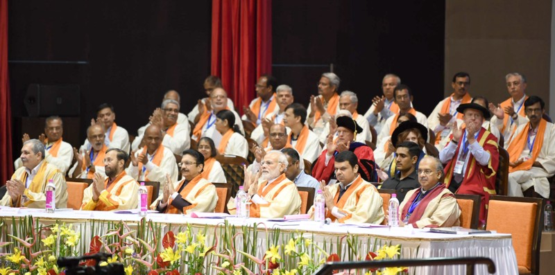 Modi at IIT Mumbai