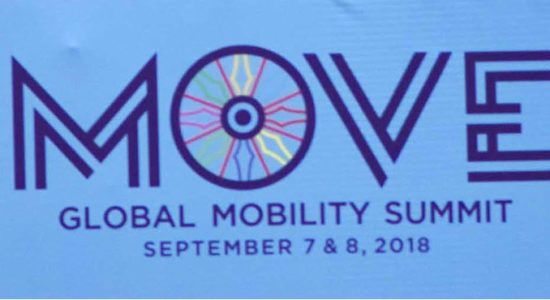 Global Mobility Summit 'MOVE'