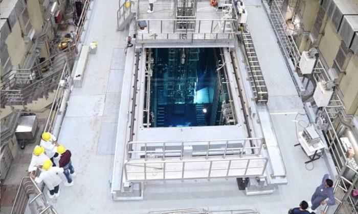 Apsara reactor
