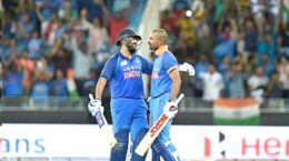 Rohit and Shikhar
