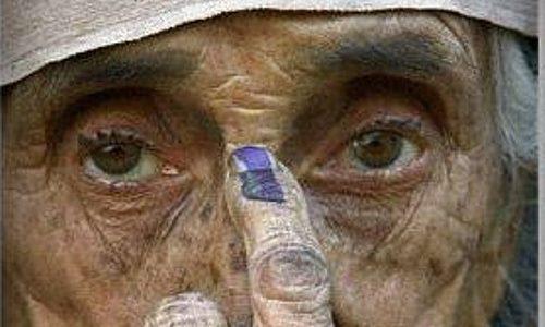 Voter,Srinagar