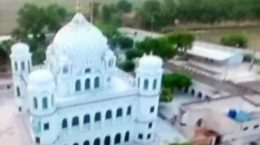 Kartarpur Sahib TV photo