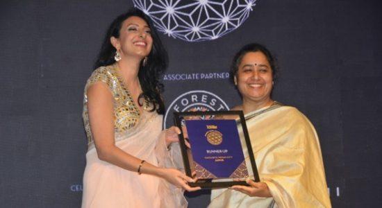 Traveler award