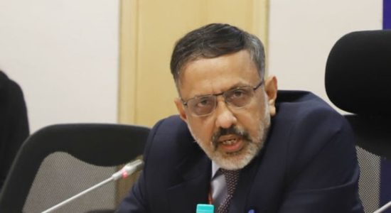 Home Secretary, Rajiv Gauba