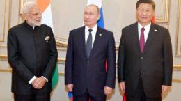 Modi,Putin,Xi