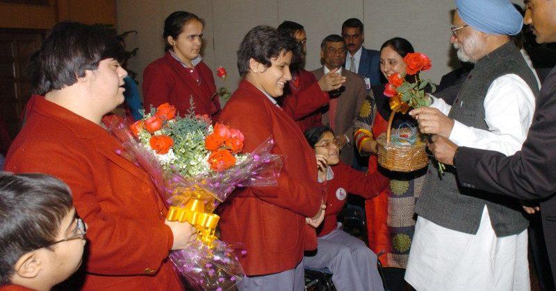 Dr Manmohan Singh New Year 2008