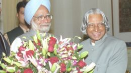 Dr Manmohan Singh and Kalam