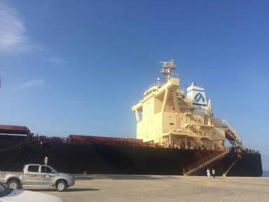 Chabahar Port in Iran