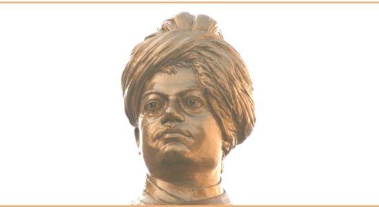 Vivekanand photo by B Rehi