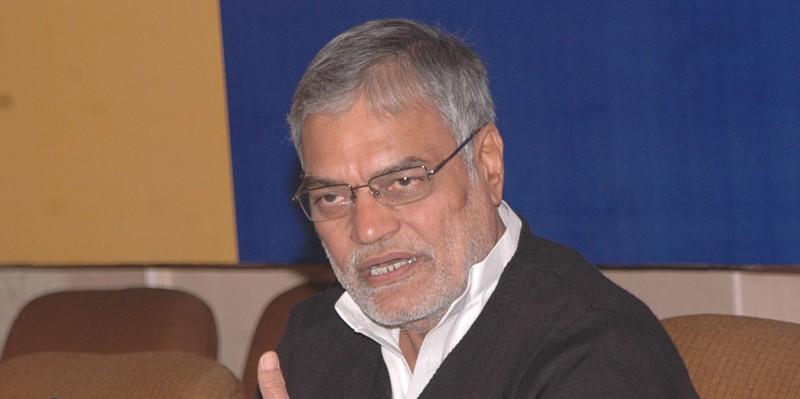 Dr C P Joshi