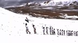 Republic Day ITBP