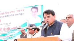 MP P R Minister Sharma
