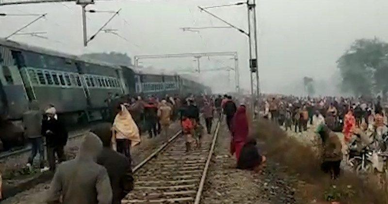 Hajipur train accident