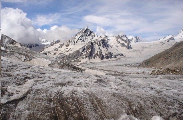 Khatling Glacier