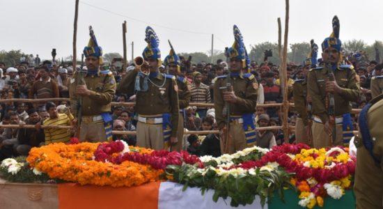 Pulwama Shaheed Bhagirath