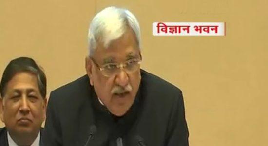 Lok Sabha election_Sunil Arora