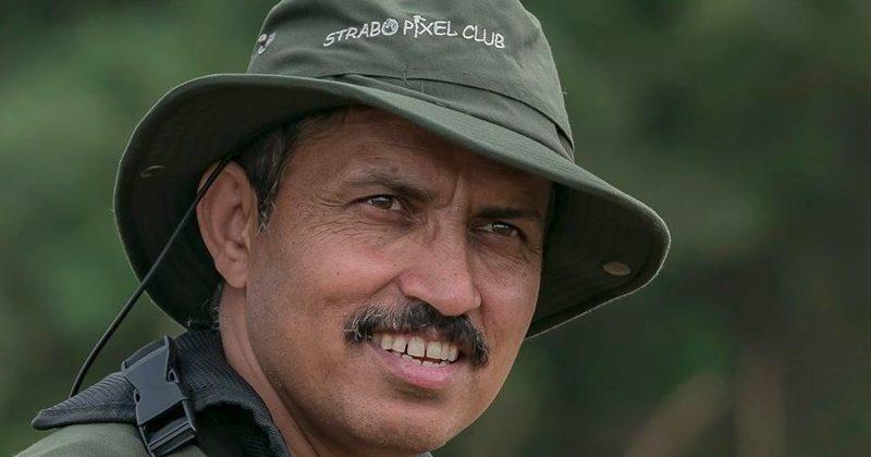 Wildlife photographer Badal