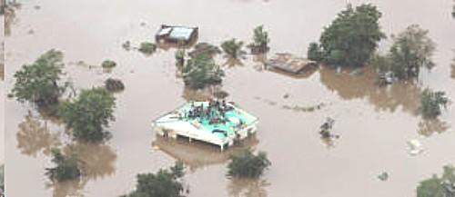 Cyclone 'IDAI' in Mozambique