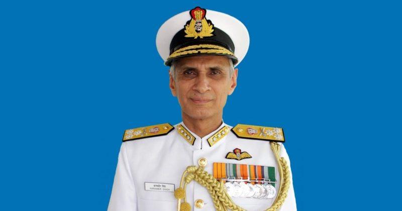 Vice Admiral Karambir Singh