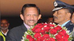 The Sultan of Brunei, Mr. Hassanal Bolkiah