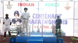 Marshal of Air Force Arjan Singh